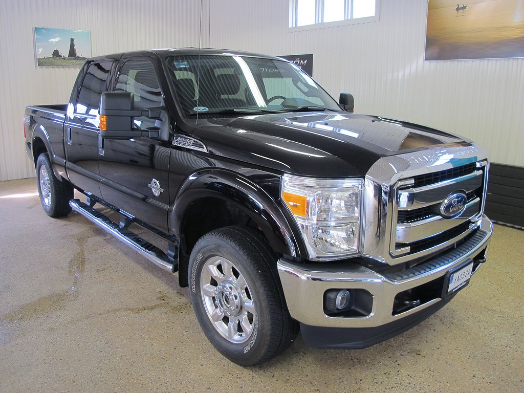 Ford F250 Super Duty 6,7 Powerstroke