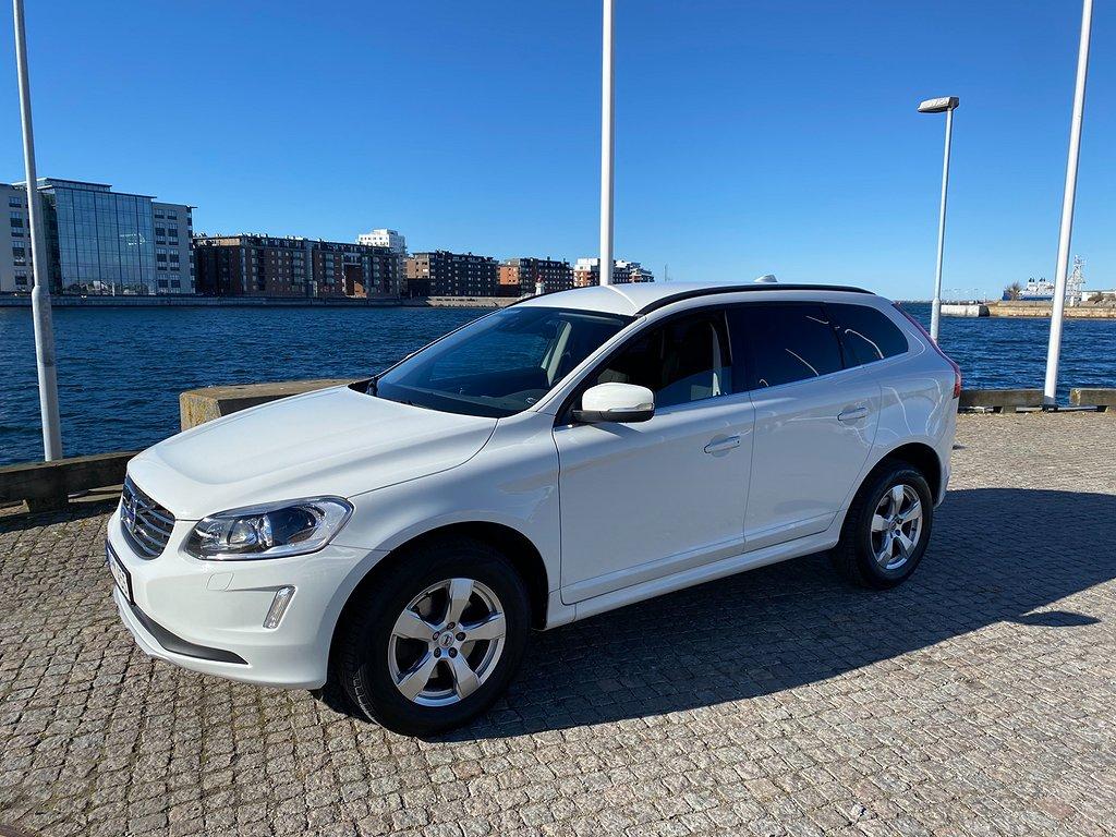 Volvo XC60 D3 Momentum, Blis DragClassic Euro 6 150hk