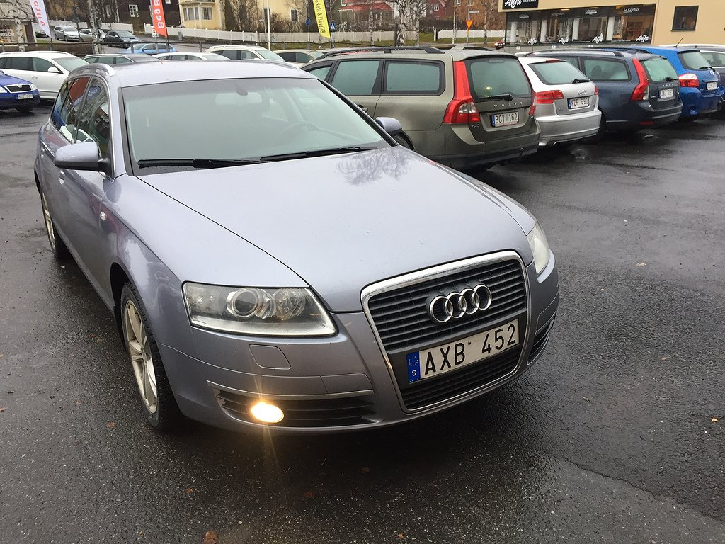 Audi A6 Avant 2.0 TFSI Pro Line 170hk