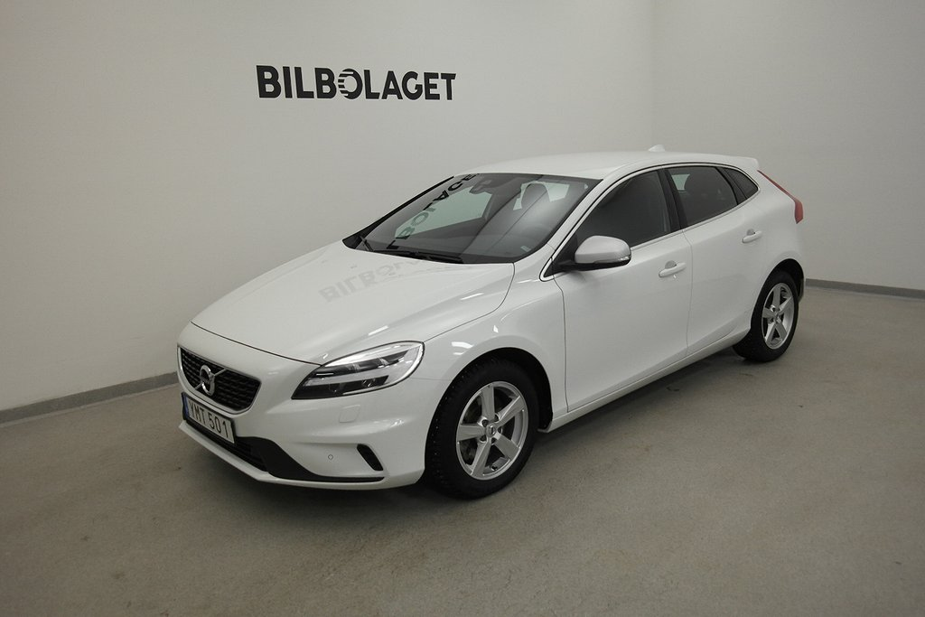 Volvo V40 T3 R-Design Edt