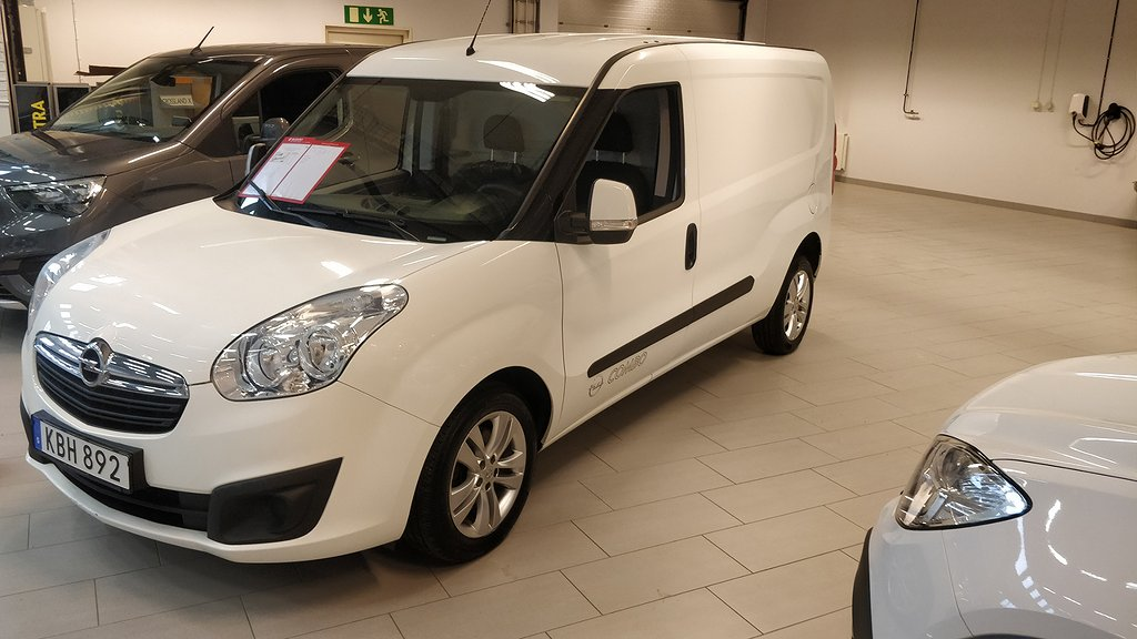 Opel Combo  1.6 CDTI 120hk  L2  Euro 6