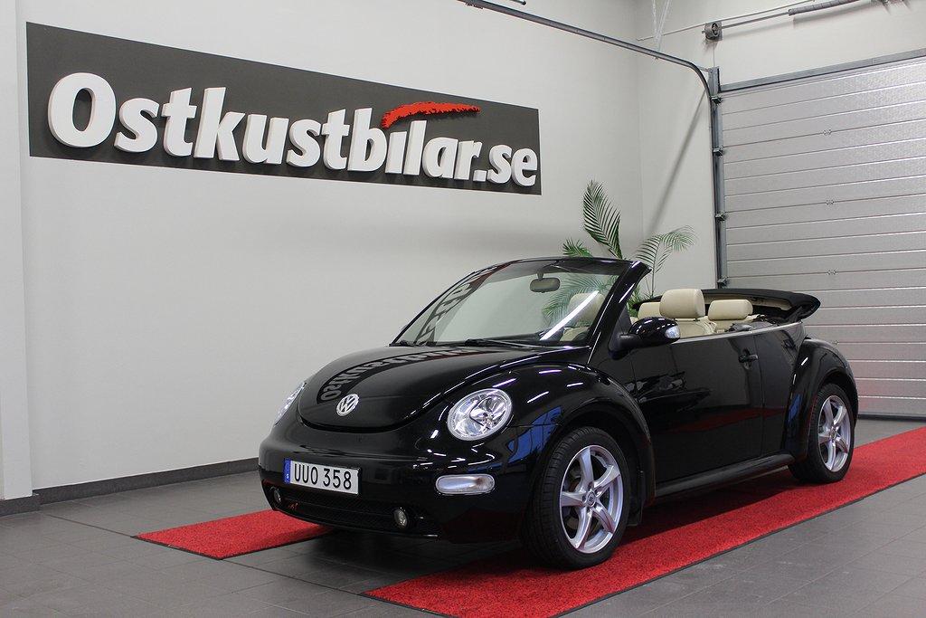 Volkswagen New Beetle, Cabriolet 2.0 Comfort