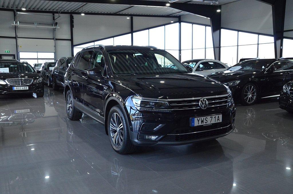 Volkswagen Tiguan Allspace 2.0TDI Skinn 4Motion 7sits 190hk