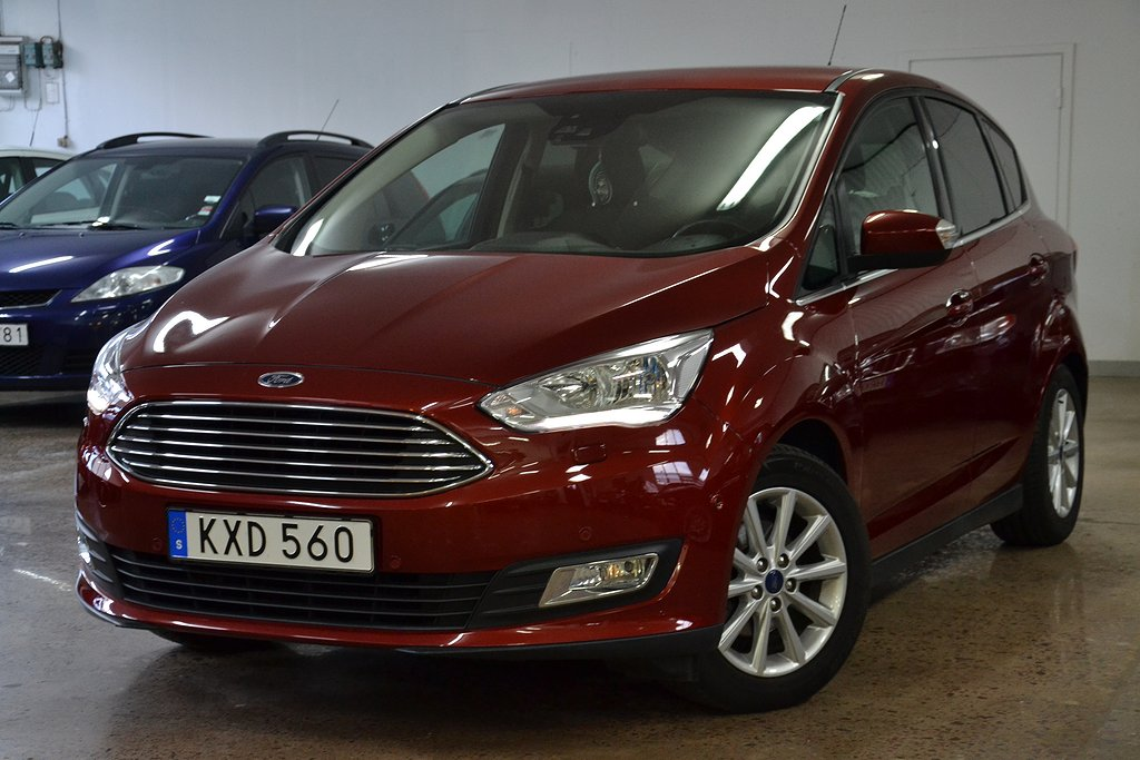 Ford C-Max 1.5 TDCi Euro 6 120hk
