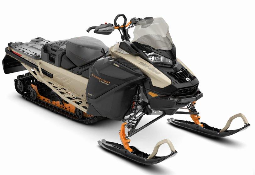 Ski-doo Expedition Xtreme 850 E-tec -22 *Kampanj*