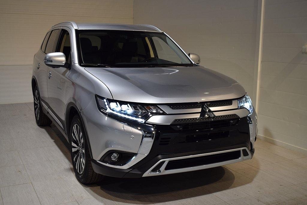 Mitsubishi Outlander 2.0 141hk AUT Bkamera 2020