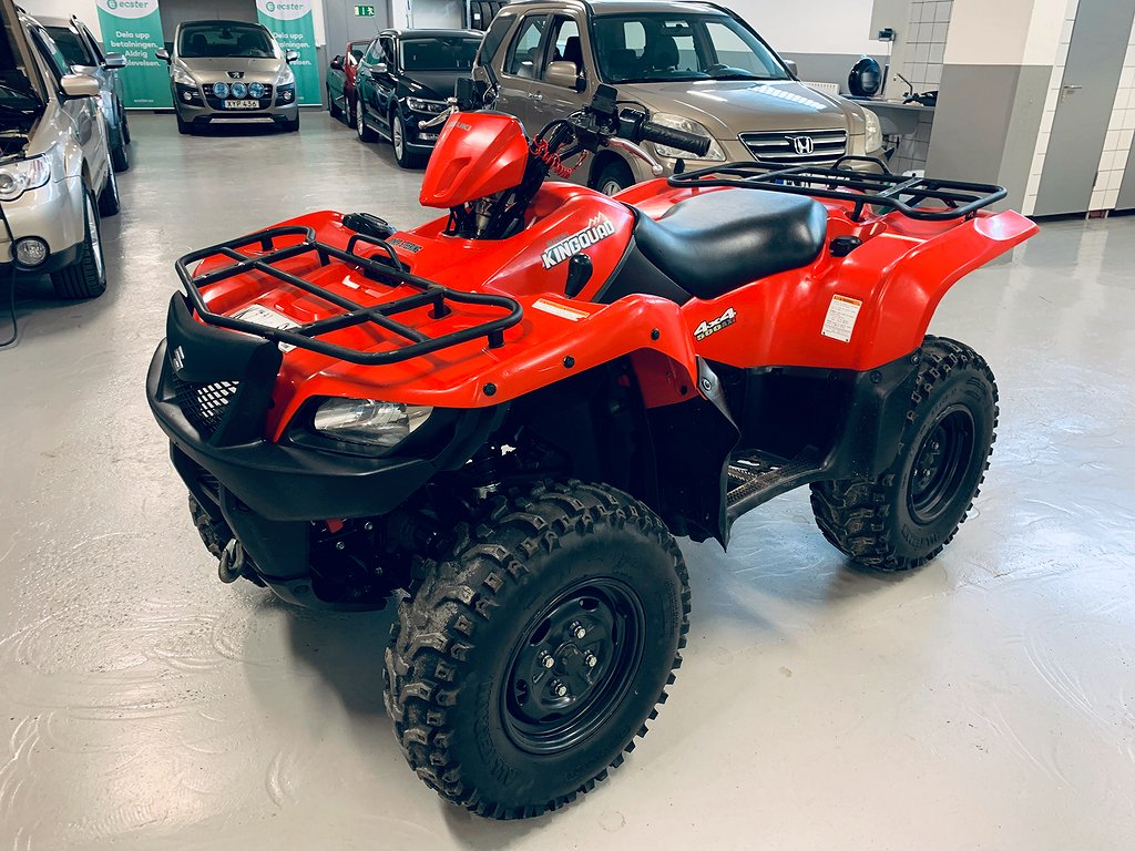 Suzuki Kingquad 500 EPS Finans 0kr kontant