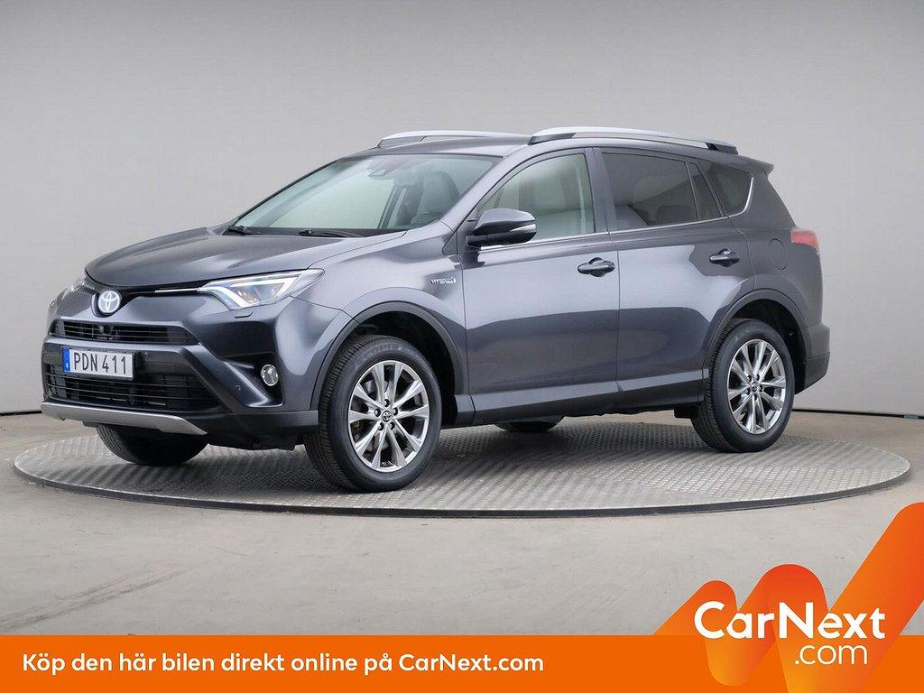 Toyota RAV4 2.5 Hybrid Awd Executive Drag