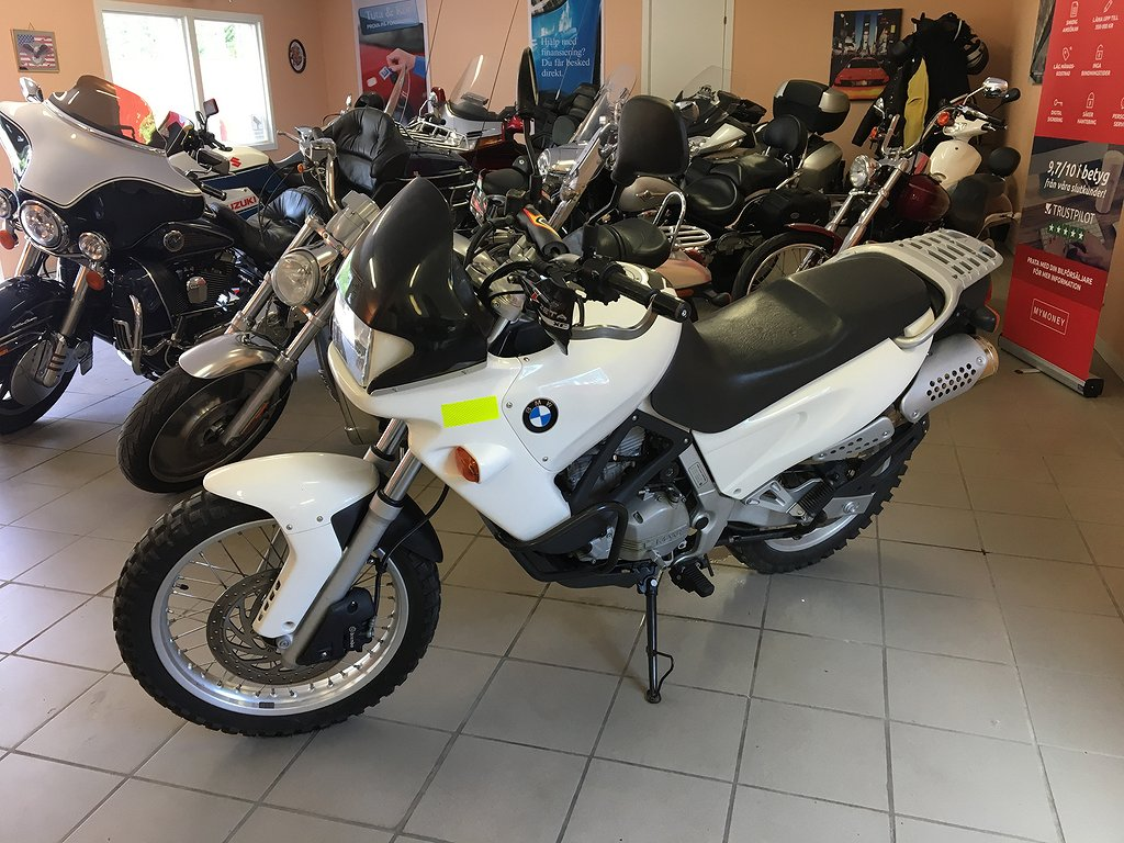 BMW Motorrad F650