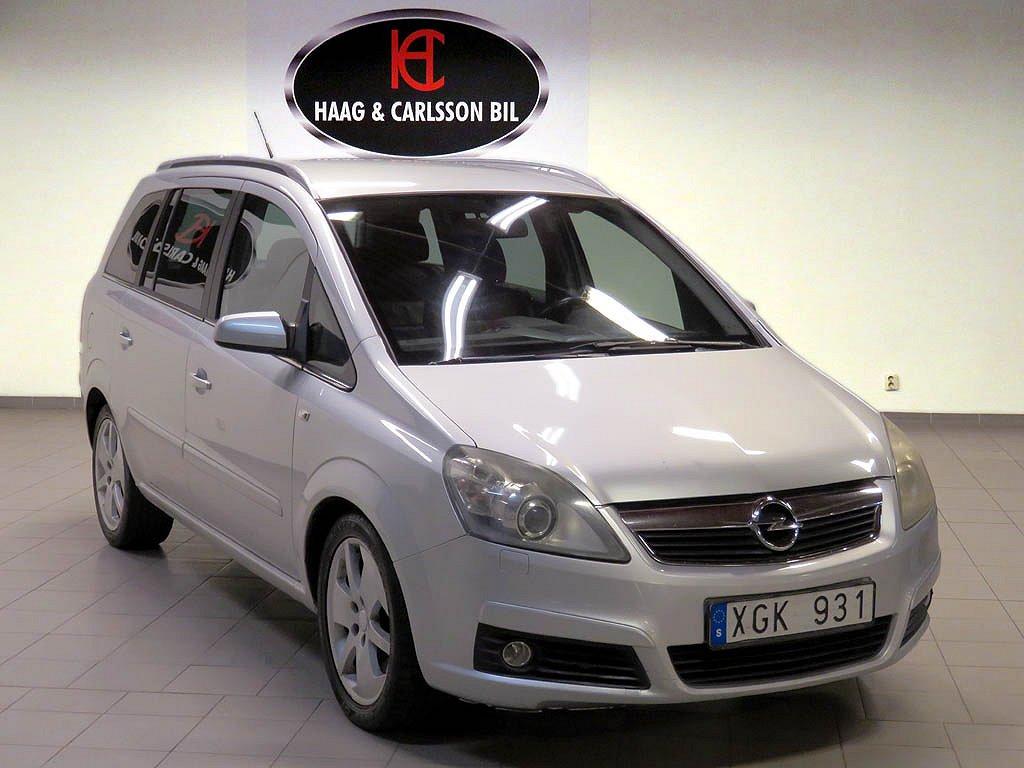 Opel Zafira 1.9 Cdti ENJ