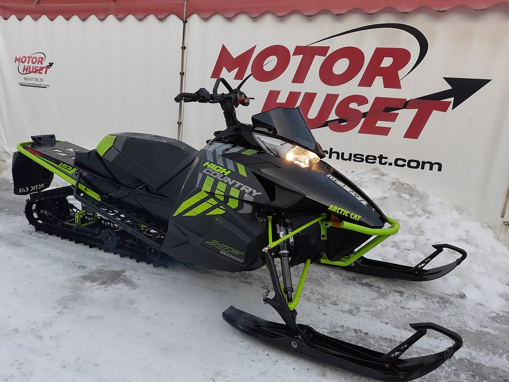 """Arctic Cat XF 8000 HIGH COUNTRY 153"""""""