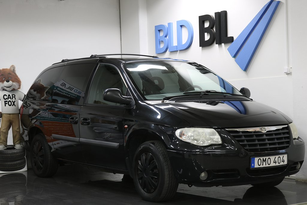 Chrysler Grand Voyager 2.8 PDC AUTO DRAG 7-SITS ISOFIX 150hk