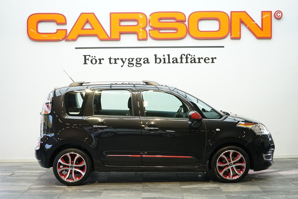 Citroën C3 Picasso 1.6 HDi Panorama Nyservad