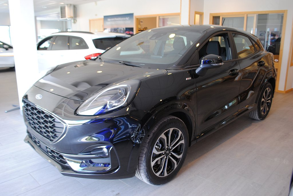 Ford Puma ST-Line 1.0T EcoBoost 125hk Aut7 *Demo*
