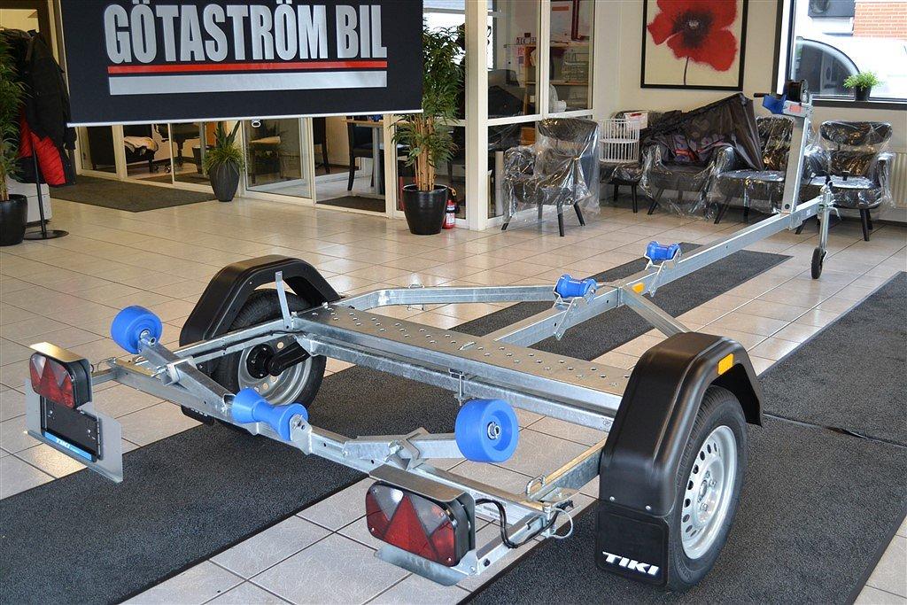 Tiki-Treiler BE 750-R Båt-Treiler *Inkl Stödhjul*