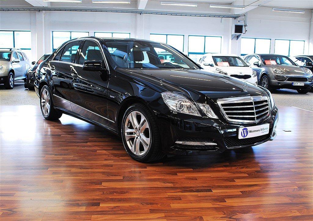 Mercedes-Benz E 220 CDI Sedan Avantgarde