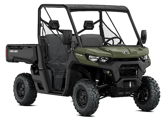 Can-Am Traxter HD5 Base T