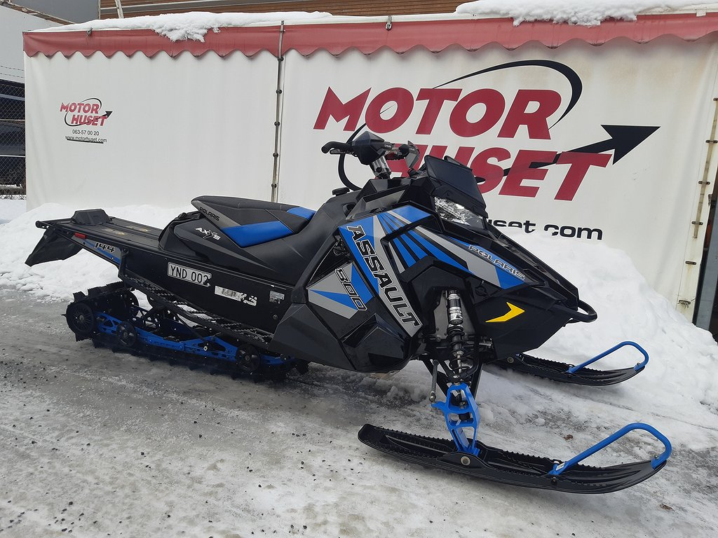 Polaris Switchback Assault 800 144""