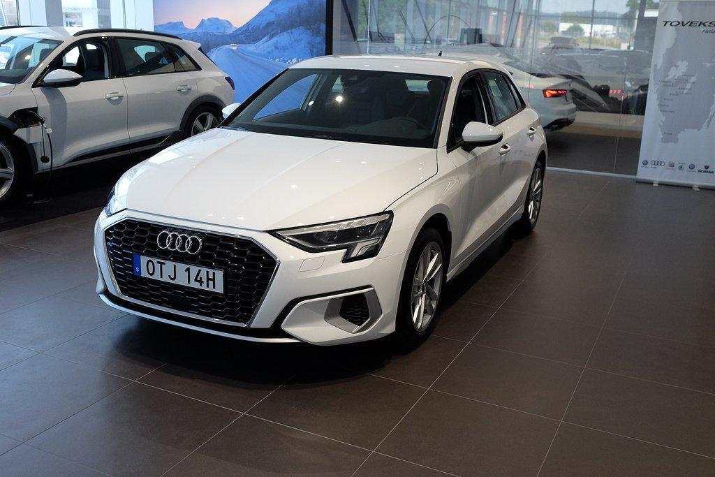 Audi A3 Privatleasing 2995:-/ INK Service