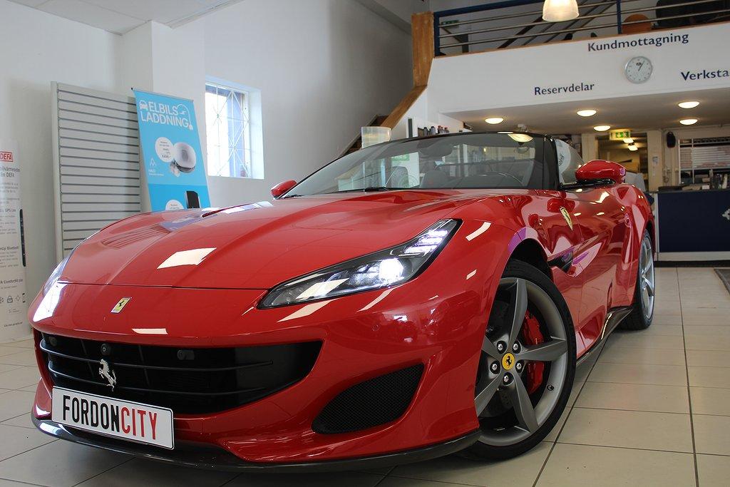 Ferrari Portofino 3,9 V8 600HK Cab Moms