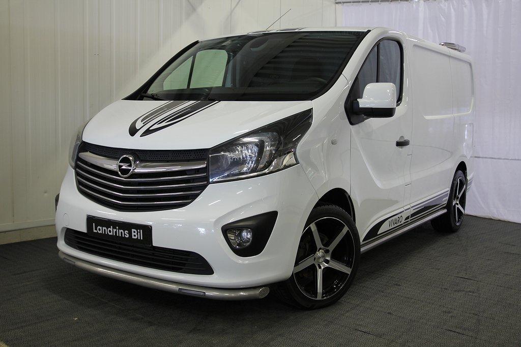 Opel Vivaro 1.6 CDTI BIturbo L1H1 145hk