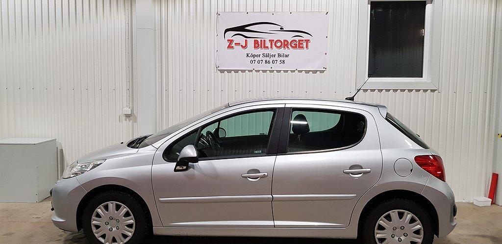Peugeot 207 5-dörrar 1.6 VTi Sport 120hk