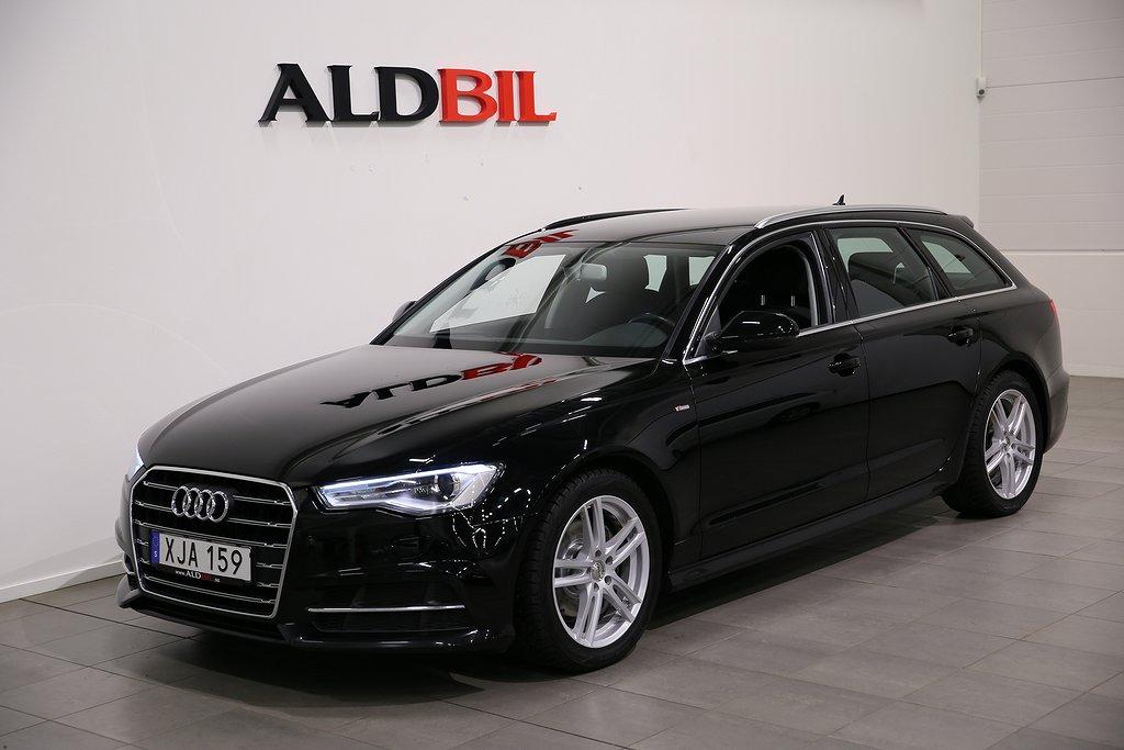 Audi A6 TDI 190hk Ultra S-tronic S-line / 1,99% Ränta