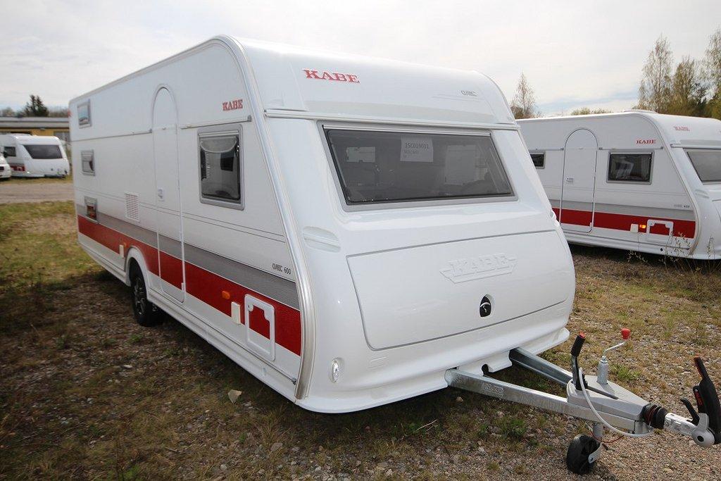 Kabe Classic 600 GLE KS, Barnkammare