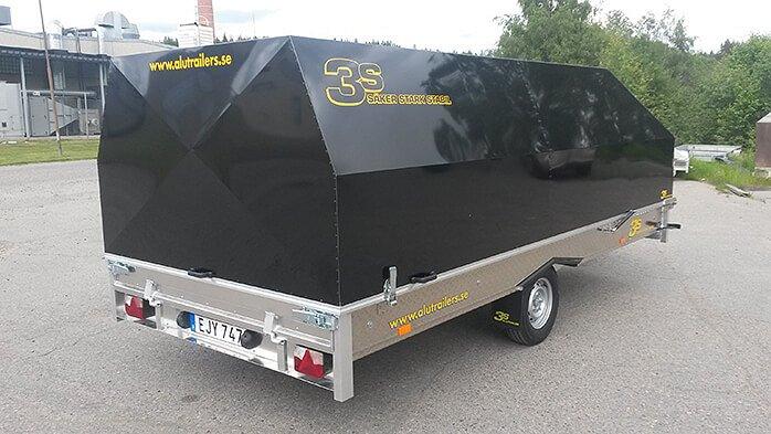 3S S430 Kåpvagn