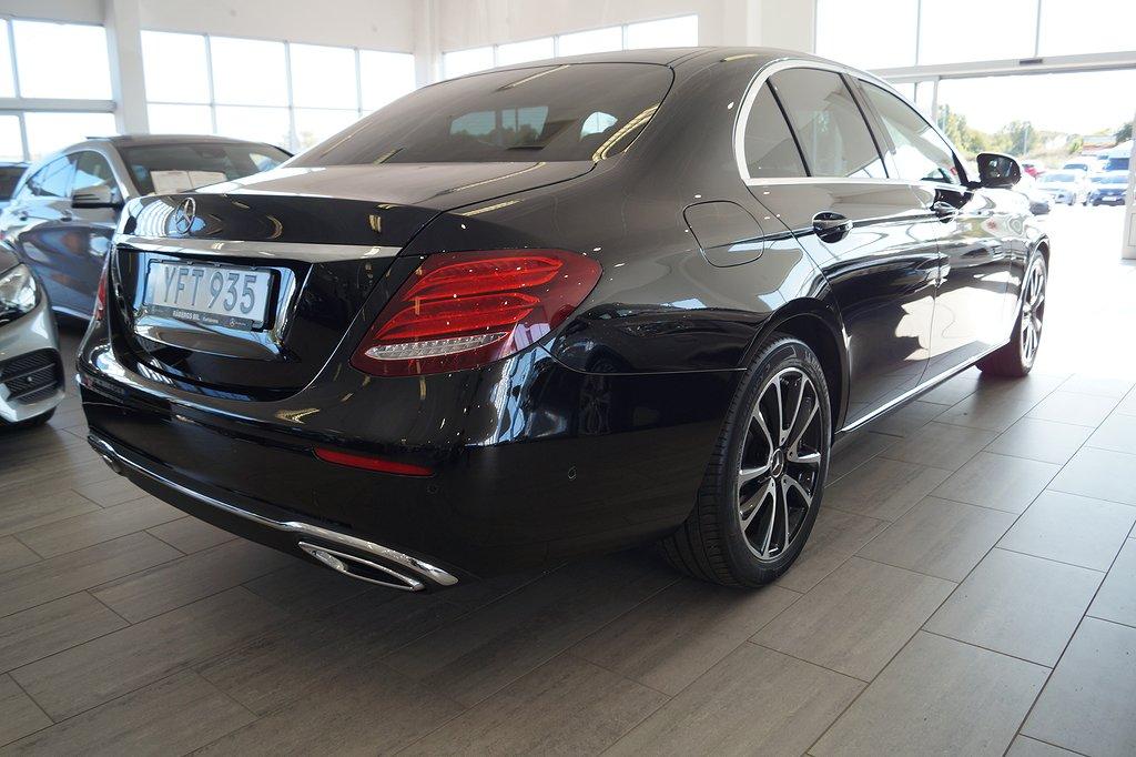 Mercedes-Benz E 220 d Sedan 194hk *Värmare*