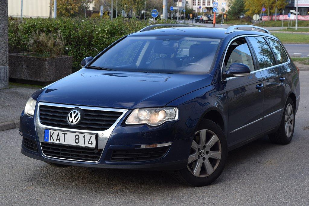 Volkswagen Passat 1.4TSI EcoFuel 150HK DSG