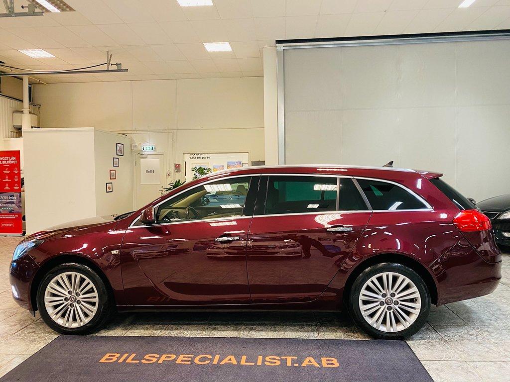 Opel Insignia SportsTourer 2.0CDTI 4x4 Automat 160hk 0%Ränta