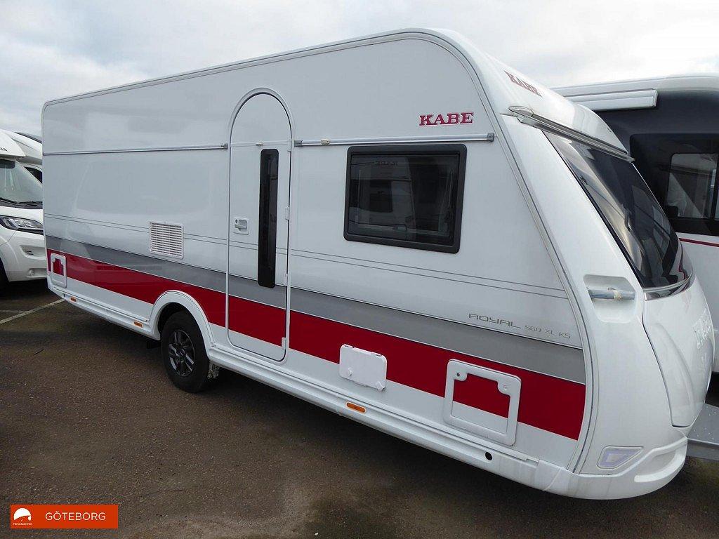 Kabe Royal 560 XL  + KS