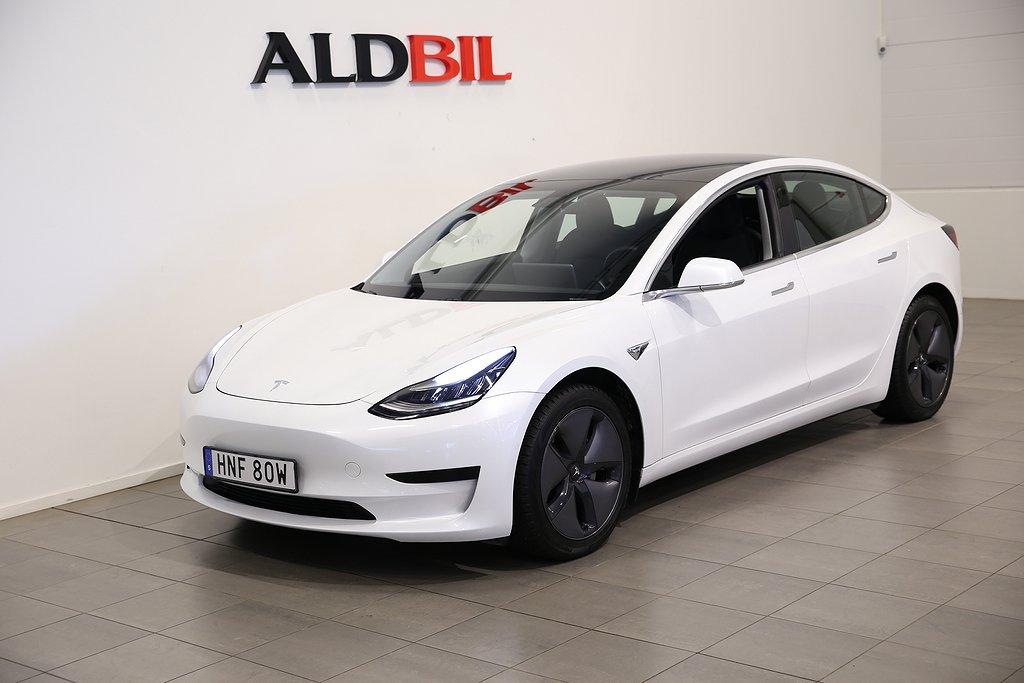 Tesla Model 3 *HM* Standard Range Plus 258hk / Dragkrok / Vinterhjul