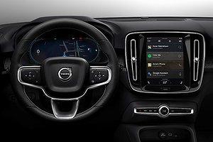 Volvos nya modell först med Google-systemet