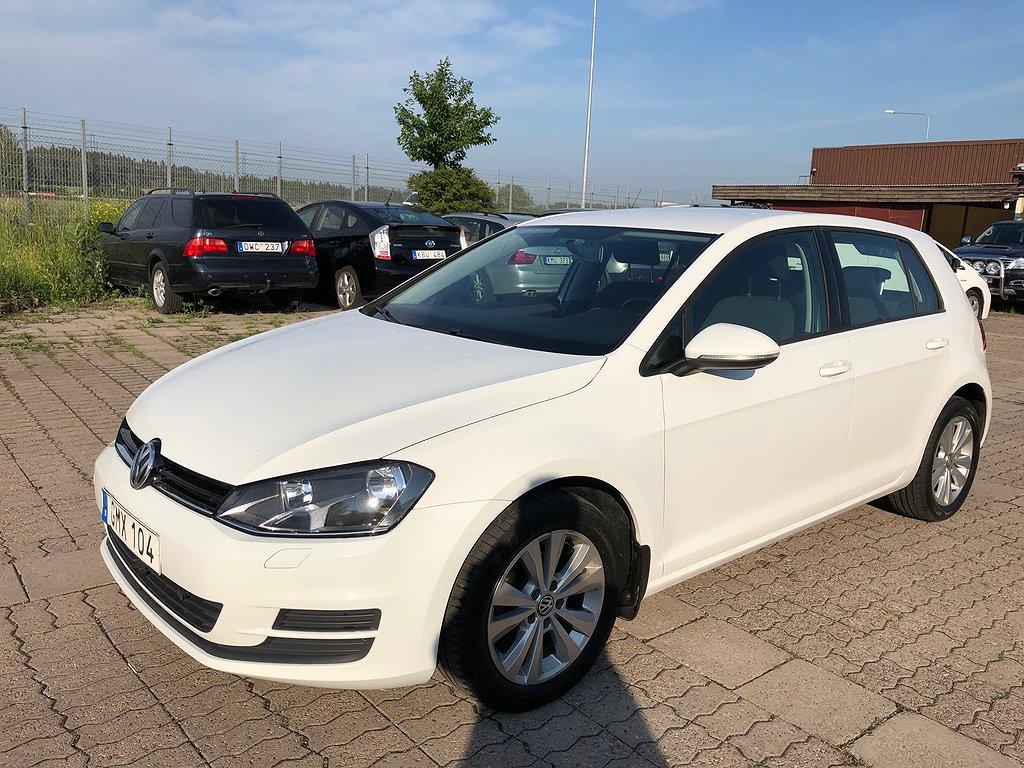 Volkswagen Golf 1.2TSI BMT AUT 5-DR MASTERS 2-ÅRS GARANTI