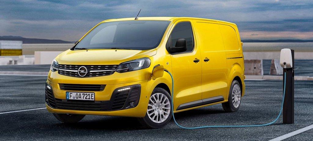 Opel Nya Vivaro-e L2 Premium Electric 75 kWh