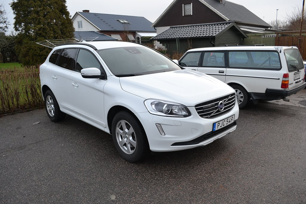 Volvo XC60 D4 AWD Geartronic Momentum, Classic Euro 6 190hk