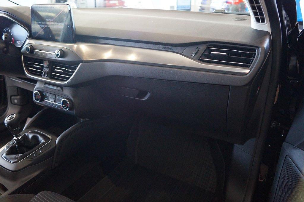 Ford Focus *0,95% ränta Nya modellen, 1.0T EcoBoost 125hk Titanium 5d