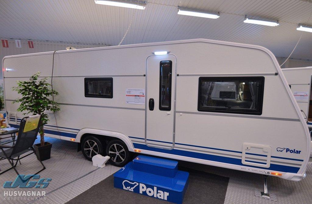Polar 680 CTX BK Special Edition