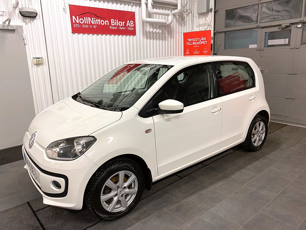 Volkswagen Up 5-dörrar 1.0 Drive Euro 6 75hk