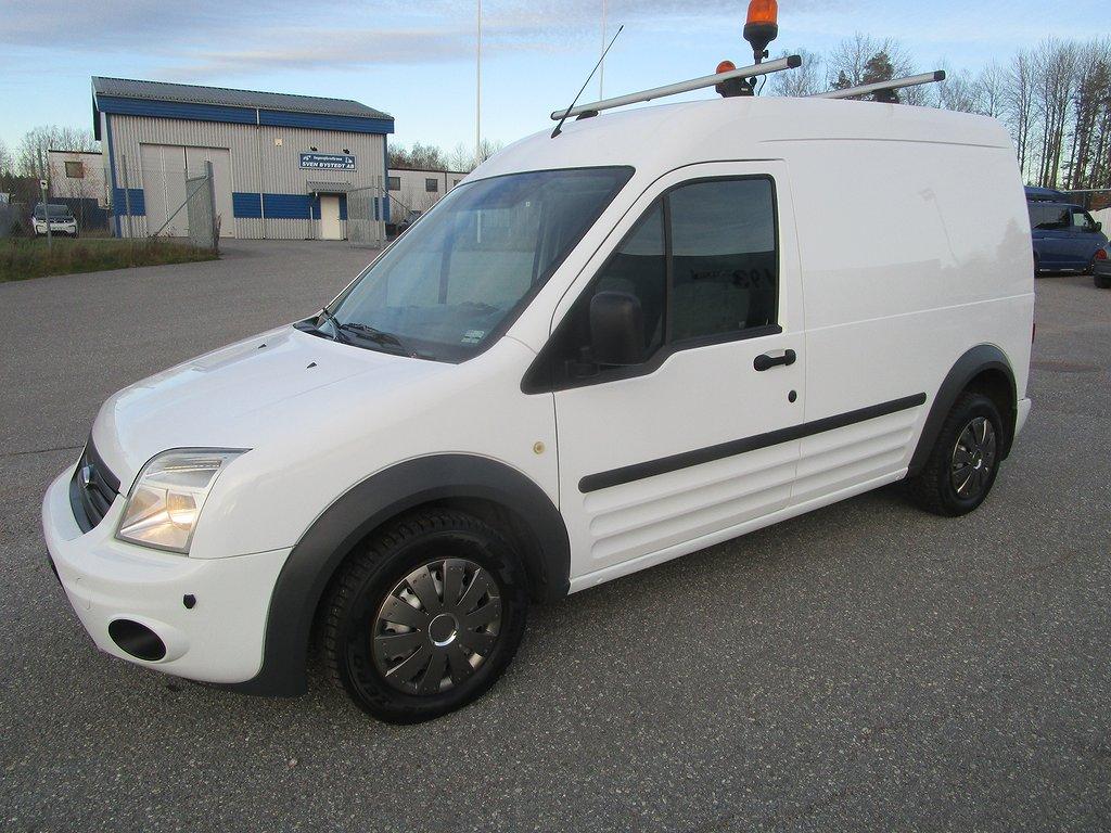 Ford Transit Connect 1,8 Tdci Lång och hög