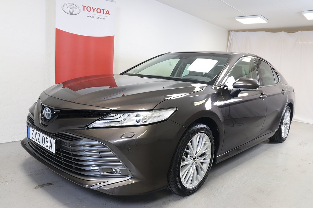 Toyota Camry Hybrid 2.5 Executive Premiumpaket