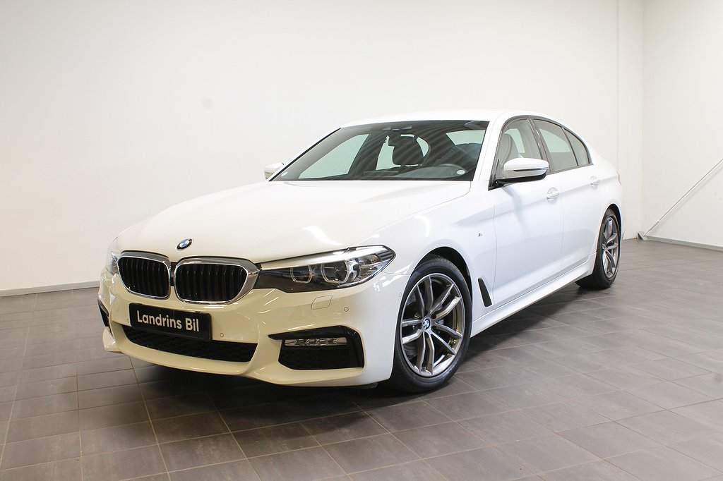 BMW 520 d Sedan M-Sport Kamera / Navigation / Display Key