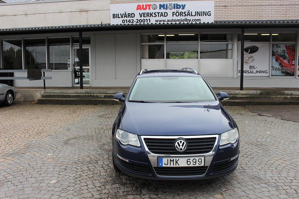 Volkswagen Passat Variant 2.0 TDI 4Motion Premium, Sportline 140hk