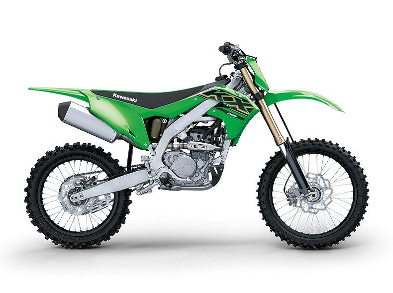 Kawasaki KX 250F 2021 NY KX250F
