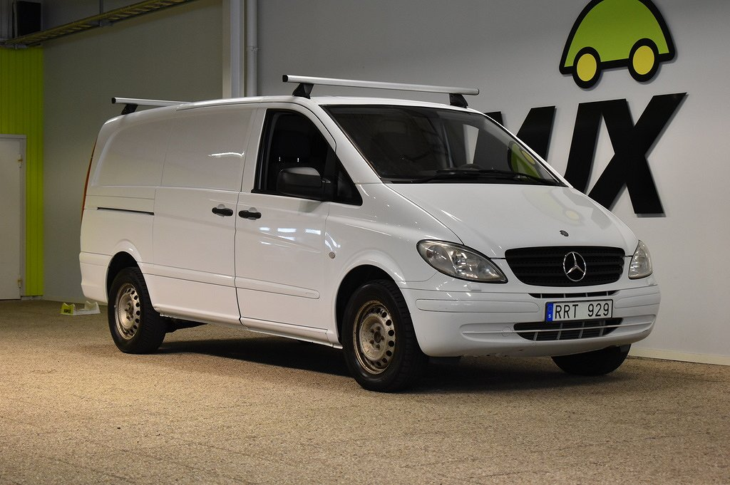Mercedes-Benz Vito 111 CDI TouchShift | Drag