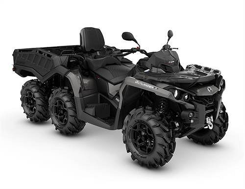 Can-Am Outlander 1000 Max 6*6 PRO T Side Wall