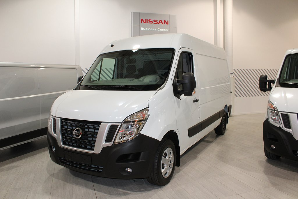 Nissan NV400 2.3 dCi Working Star Edition