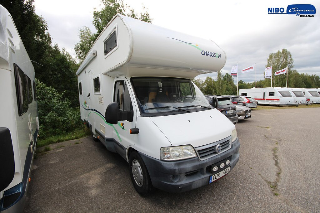 Chausson Welcome W5